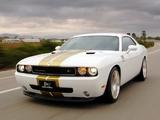 Hurst Dodge Challenger (LC) 2008–10 pictures