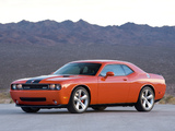 Dodge Challenger SRT8 (LC) 2008–10 pictures