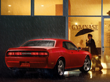 Dodge Challenger R/T (LC) 2008–10 wallpapers
