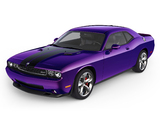 Dodge Challenger SRT8 Plum Crazy (LC) 2009 photos