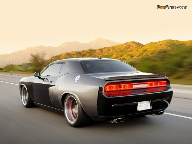 Classic Design Concepts Group 2 Widebody Challenger (LC) 2009 wallpapers (640 x 480)