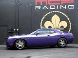MCP Racing Dodge Challenger R/T (LC) 2009–10 wallpapers