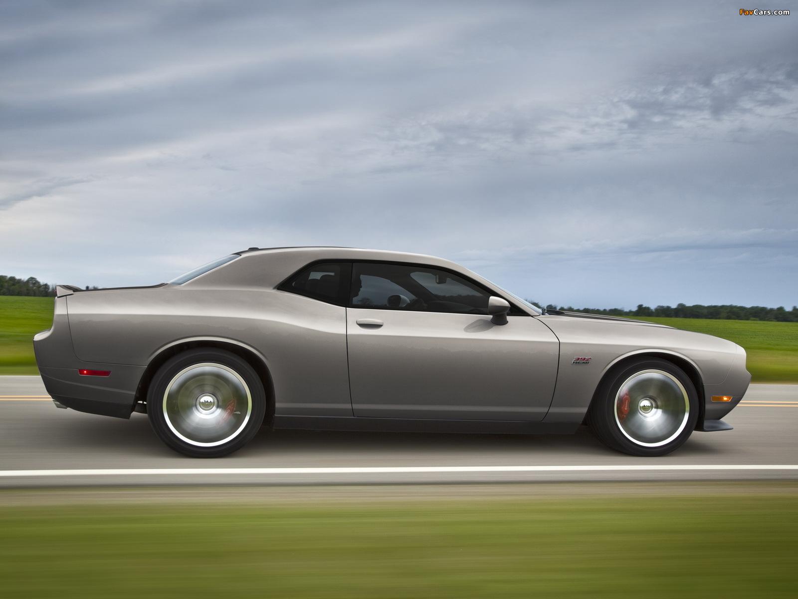 Dodge Challenger SRT8 392 2010 images (1600 x 1200)