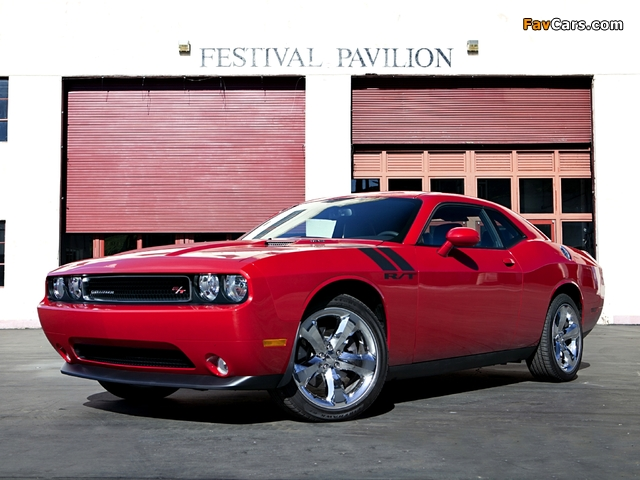 Dodge Challenger R/T (LC) 2010 pictures (640 x 480)