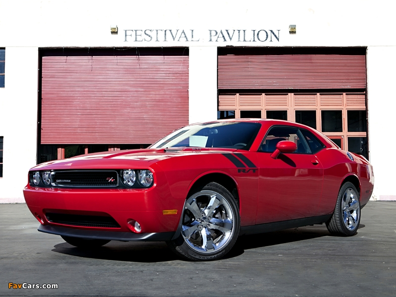 Dodge Challenger R/T (LC) 2010 pictures (800 x 600)