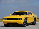 Hennessey Dodge Challenger SRT8 392 Yellow Jacket (LC) 2012 photos