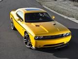 Dodge Challenger SRT8 392 Yellow Jacket (LC) 2012 wallpapers