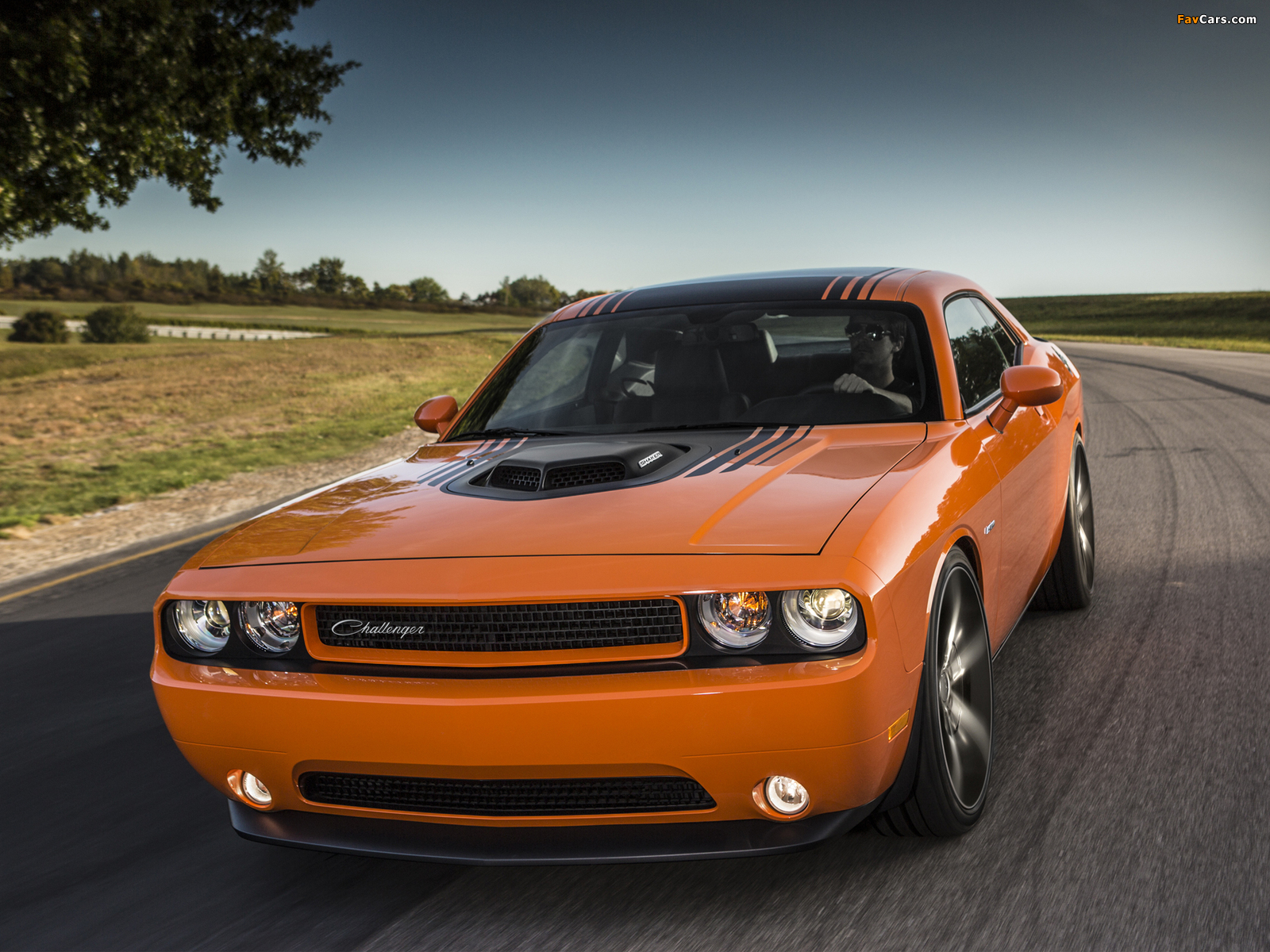 Dodge Challenger R/T Shaker 2014 images (1600 x 1200)