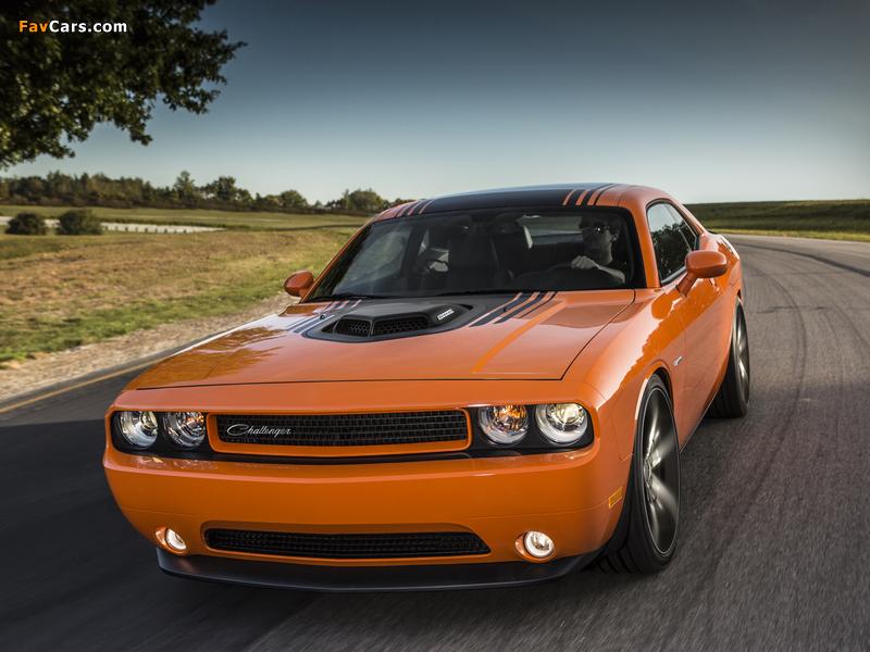 Dodge Challenger R/T Shaker 2014 images (800 x 600)
