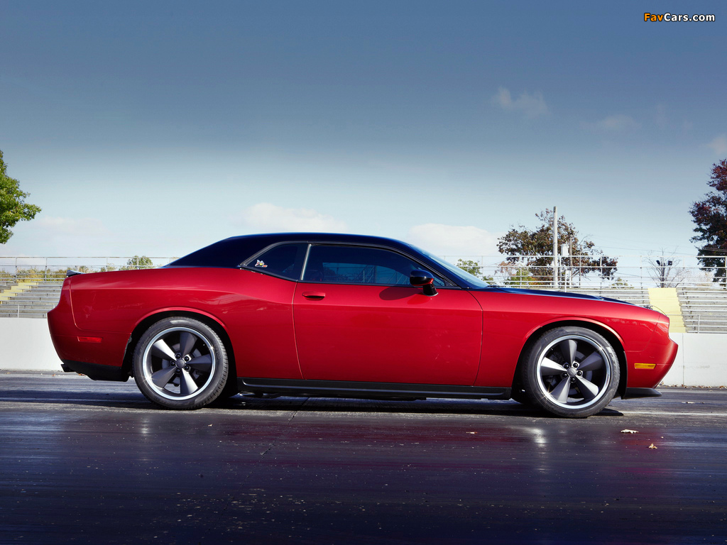 Dodge Challenger R/T Scat Package 3 (LC) 2014 images (1024 x 768)
