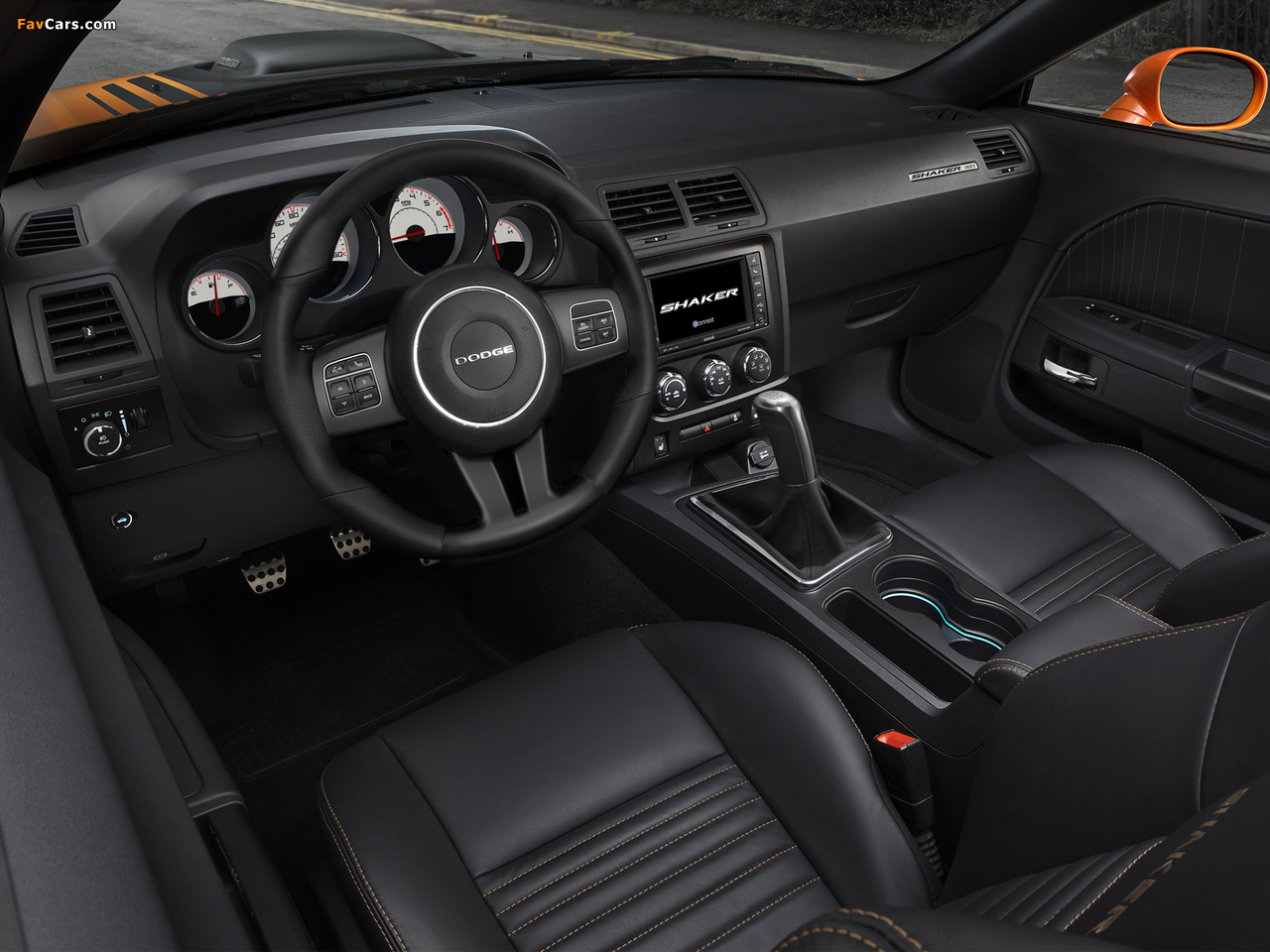 Dodge Challenger R/T Shaker 2014 photos (1280 x 960)