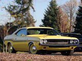 Images of Dodge Challenger R/T 1970