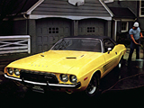 Images of Dodge Challenger Rallye 1972