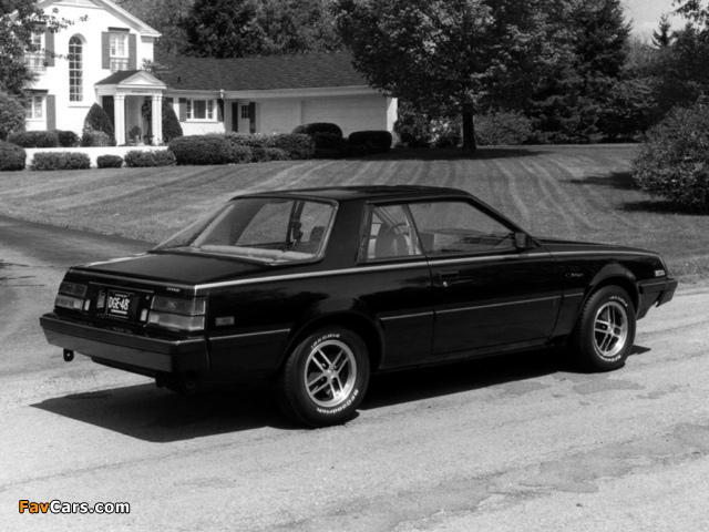 Images of Dodge Challenger 1982 (640 x 480)
