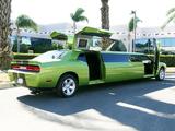 Images of Krystal Dodge Challenger SRT8 Limousine (LC) 2008–10