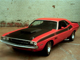 Photos of Dodge Challenger T/A 340 Six Pack 1970