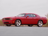 Photos of Dodge Challenger R/T (LC) 2008–10