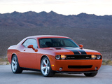 Photos of Dodge Challenger SRT8 (LC) 2008–10