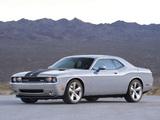 Photos of Dodge Challenger SRT8 (LC) 2008–10