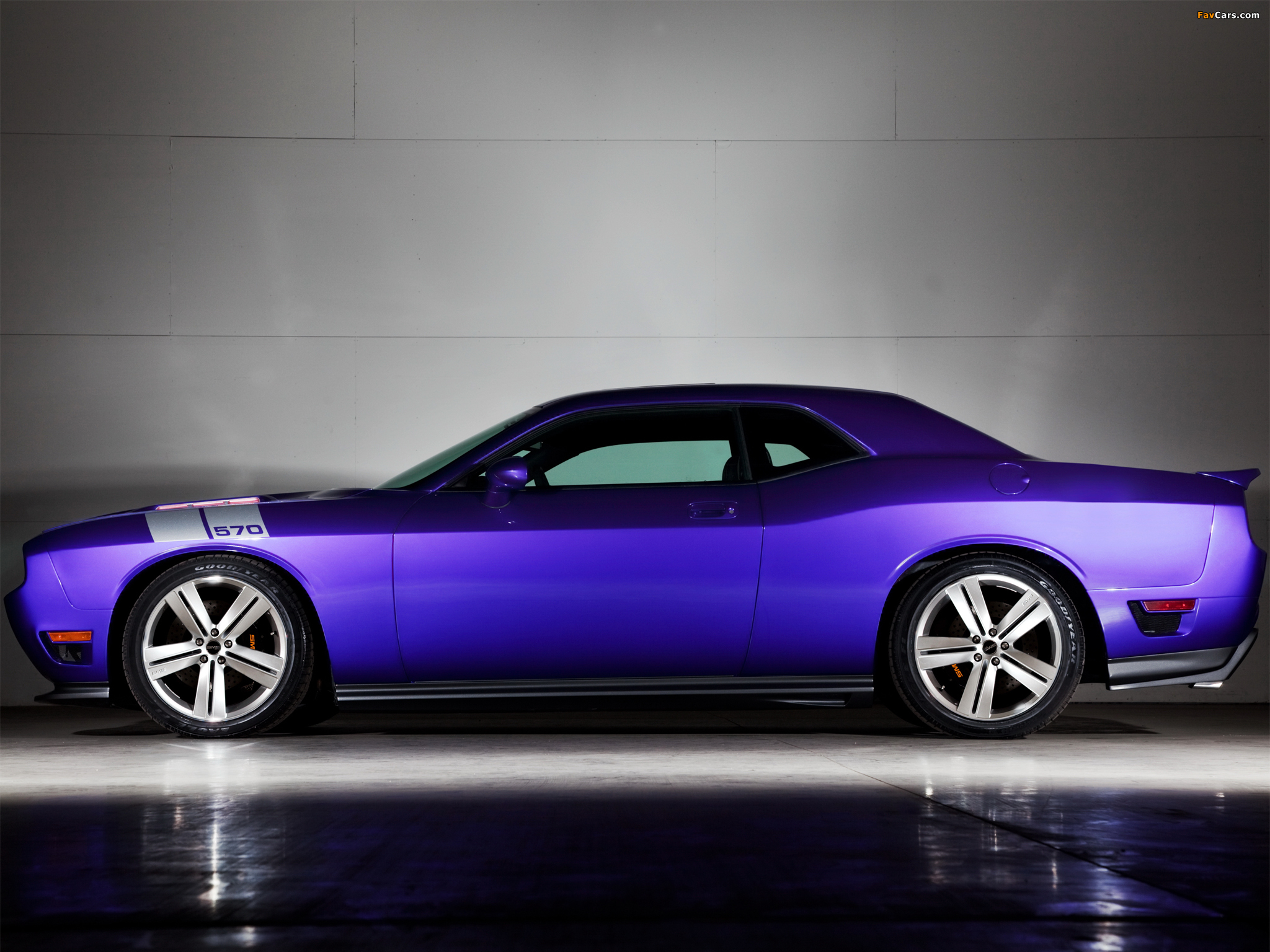 Photos of SMS Supercars Dodge Challenger 570 (LC) 2009 (2048 x 1536)