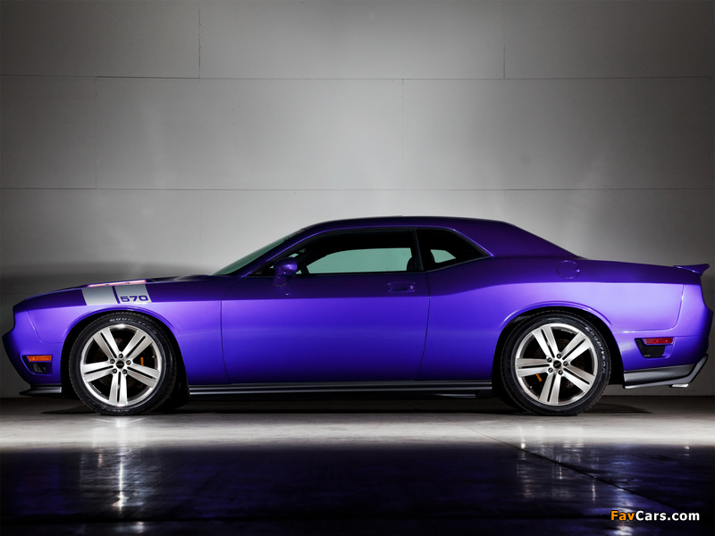 Photos of SMS Supercars Dodge Challenger 570 (LC) 2009 (800 x 600)