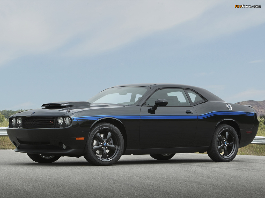 Photos of Mopar Dodge Challenger 2010 (1024 x 768)