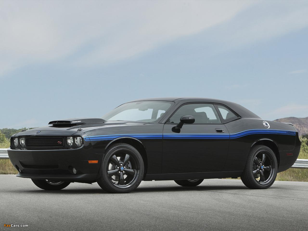 Photos of Mopar Dodge Challenger 2010 (1280 x 960)
