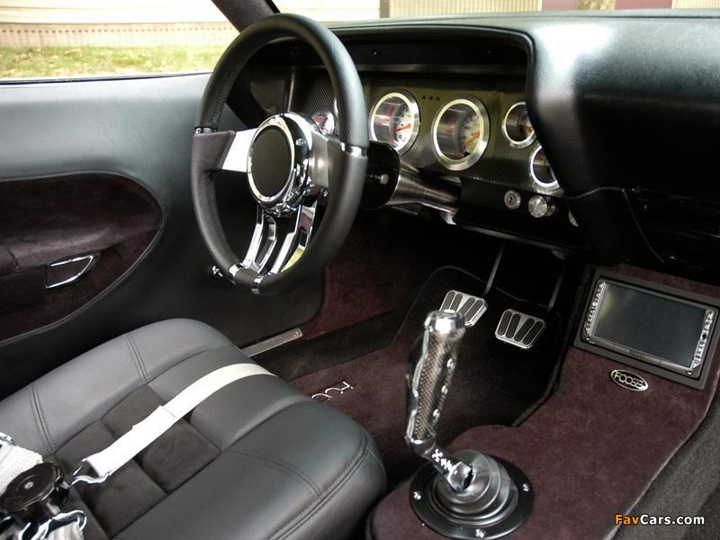 Photos of Foose Design 70 Dodge Challenger 2006 (800 x 600)
