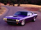 Pictures of Dodge Challenger R/T 1970