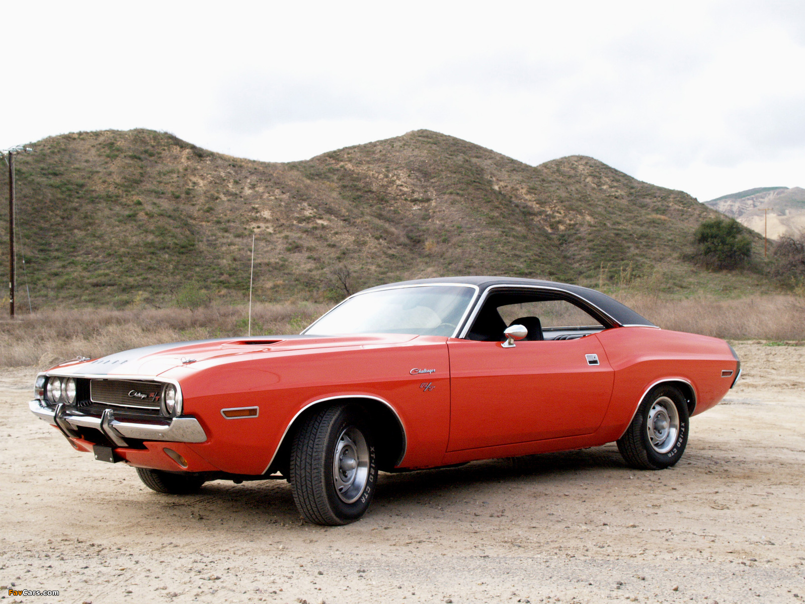 Pictures of Dodge Challenger R/T (JS23) 1970 (1600 x 1200)