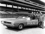 Pictures of Dodge Challenger Convertible Indy 500 Pace Car 1971