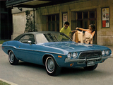 Pictures of Dodge Challenger 1972