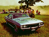 Pictures of Dodge Challenger 1973
