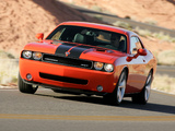 Pictures of Dodge Challenger SRT8 (LC) 2008–10