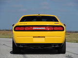 Pictures of Hennessey Dodge Challenger SRT8 392 Yellow Jacket (LC) 2012
