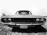 Dodge Challenger 1970 wallpapers