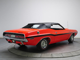Dodge Challenger R/T 383 Magnum Convertible (JS27) 1970 wallpapers