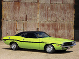 Dodge Challenger R/T SE 1970 wallpapers