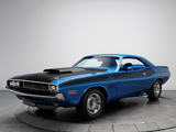 Dodge Challenger T/A 340 Six Pack 1970 wallpapers
