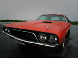 Dodge Challenger 1972 wallpapers