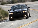 Dodge Challenger SRT8 (LC) 2008–10 wallpapers