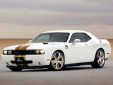 Hurst Dodge Challenger (LC) 2008–10 wallpapers