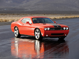 Dodge Challenger SRT8 (LC) 2008–10 wallpapers