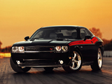 Dodge Challenger R/T Classic (LC) 2010 wallpapers