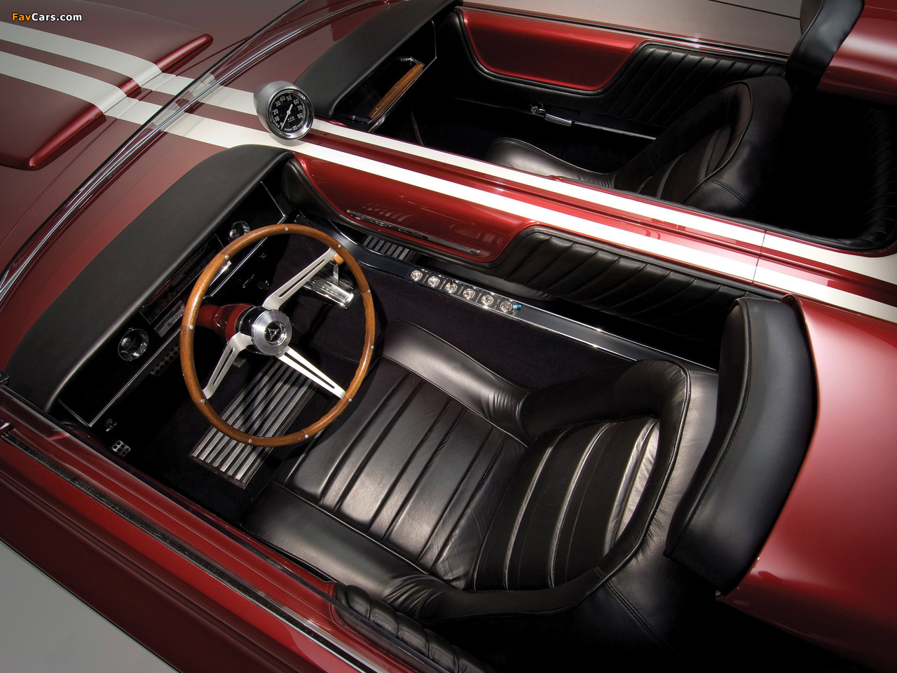 Dodge Charger Roadster Concept Car 1964 wallpapers (1280 x 960)