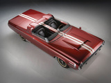 Dodge Charger Roadster Concept Car 1964 wallpapers
