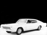 Dodge Charger II Concept Car 1965 images