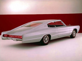Dodge Charger II Concept Car 1965 pictures