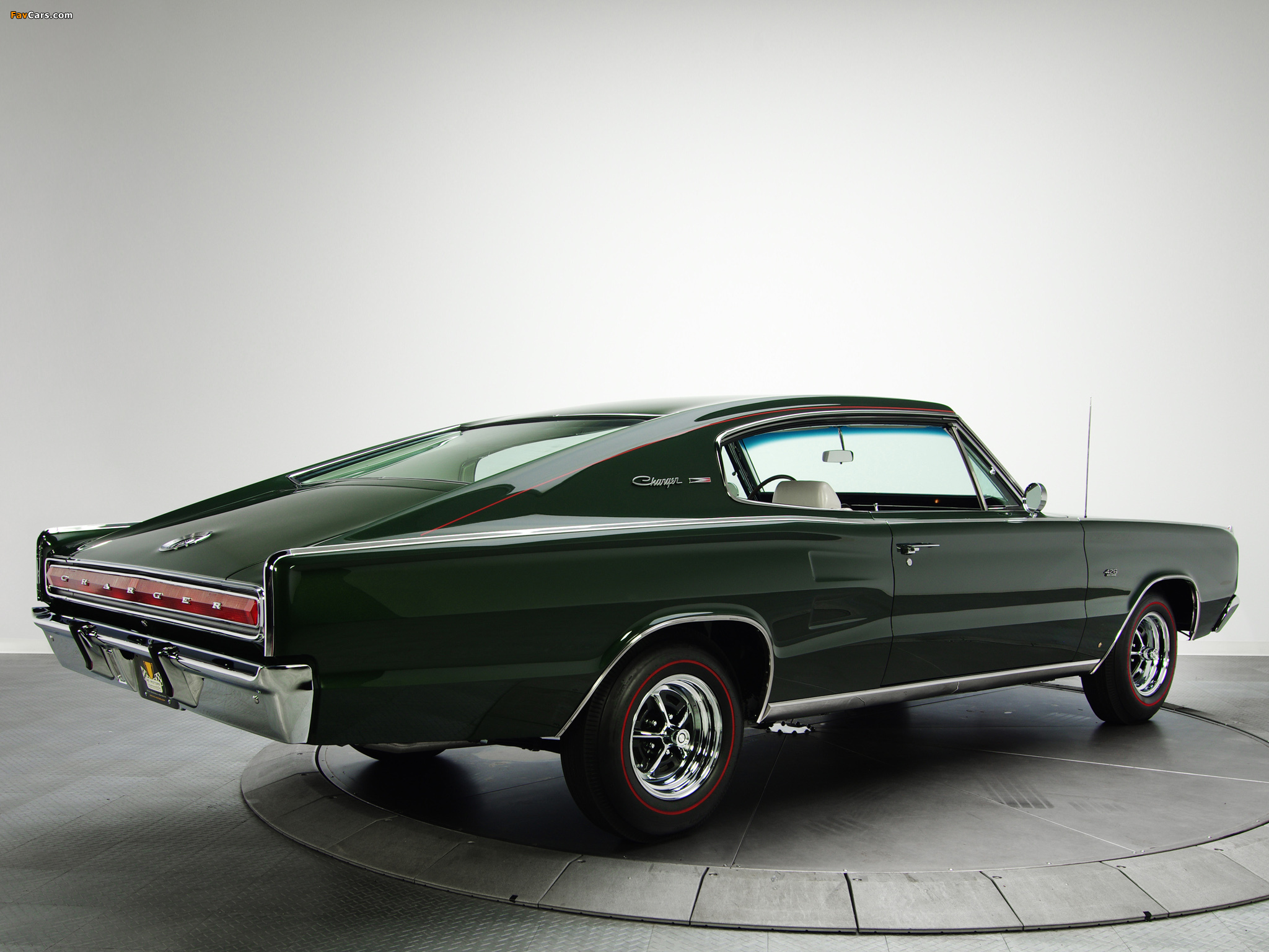 Dodge Charger R/T 426 Hemi 1967 pictures (2048 x 1536)