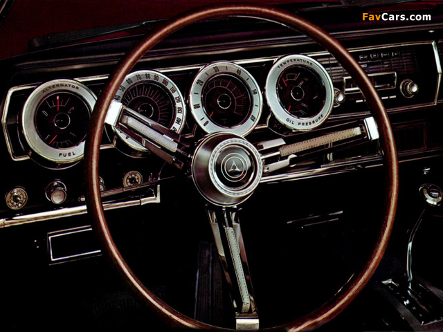 Dodge Charger 1967 wallpapers (640 x 480)